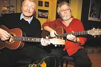 Paleček - Janík vloni oslavili čtyřicet let společného vystupování.