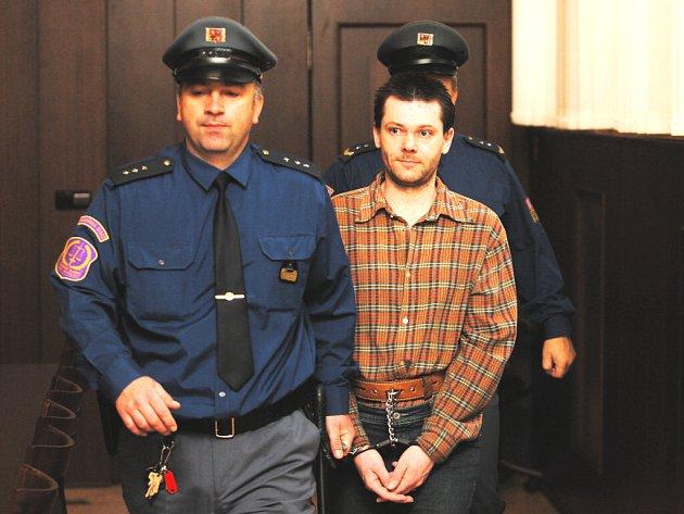 Marek Ulč si v pondělí vyslechl rozsudek, kterým byl uznán vinným  pokusem vraždy.