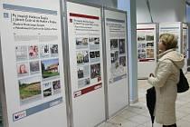 Středoškoláci z Kněžskodvorské ulice připravili projekt o druhé světové válce. S výsledky jejich práce se mohou seznámit zájemci do 25. února na krajském úřadě.