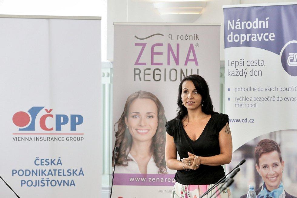 Žena regionu