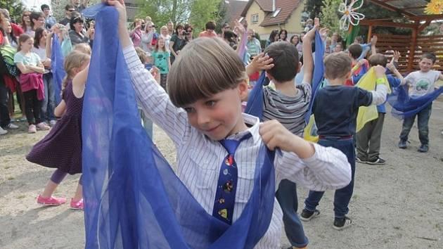 Den Země v mateřské škole Fr. Ondříčka.