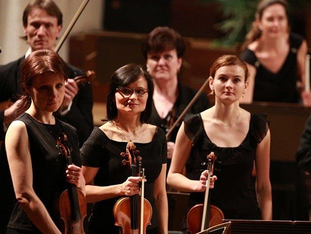 Během slavností se představí i Jihočeská komorní filharmonie. Ilustrační foto.
