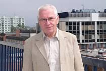Ředitel Biologického centra Akademie věd ČR v Č. Budějovicích František Sehnal.