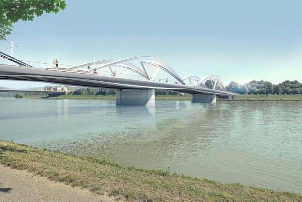 Tak bude vypadat most vLinci.