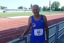 Jan Pirk závodil v Písku