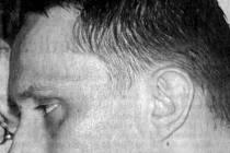 Obžalovaný Andrej G. u budějovického soudu.