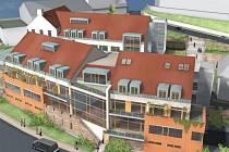 Projekt Relaxačního a regeneračního centra v Hluboké nad Vltavou získal v druhé výzvě ROP dotaci ve výši 142 milionů korun. Stavět se začíná v nejbližších dnech.