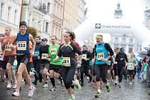 RunTour 2012 v Českých Budějovicích