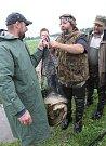Rybářské závody na Zaječáku