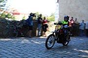 Ve Strakonicích v sobotu odstartoval čtvrtý ročník závodu veteránů Soutěž Šumavou.