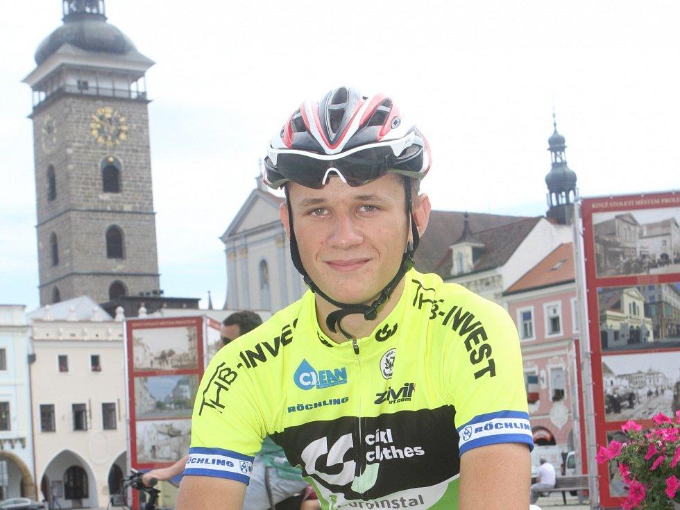 Petr Klabouch z Velo Clubu Cirkl
