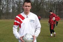 Jakeš dorazil do Bavorovic z Lokomotivy ČB, v Marineru je na hostování.