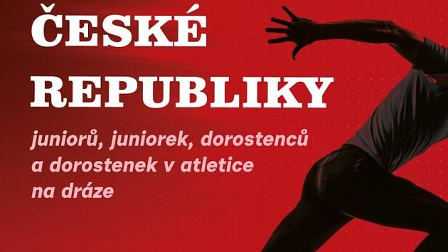 Plakát mistrovství juniorů a dorostu.