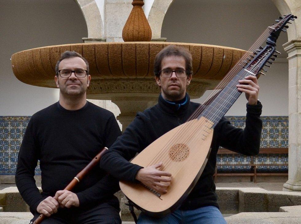 Hudba na soutoku, festival zaměřený na středověkou, renesanční a barokní hudbu, se odehrává v českobudějovických kostelích. Na snímku jeden z letošních účastníků, Camerata Galante.