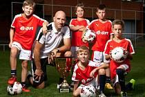 Už 4. září začne E.ON Junior Cup!