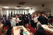 Sbor dobrovolných hasičů Úsilné pořádal v sobotu 22. února ples.