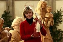 Na 60 jesliček z různých materiálů si můžete až do 30. prosince prohlédnout v křížové chodbě a kostele sv. Jana Křtitele v Jindřichově Hradci.