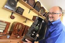 V rozhlase si lidé budou moci prohlédnout i staré radiopřijímače.