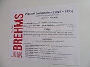 Ve foyer Jihočeského divadla najdete výstavu zaměřenou na osobnost Joana Brehmse, otce otáčivého hlediště. Prohlédnout si ji můžete do konce roku vždy hodinu před představením.