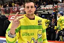 Miloslav Čermák dal proti Frýdku-Místku dva góly.
