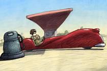 Film Cheatin' (Podvádění) animátora Billa Plymptona, příběh o lásce, žárlivosti, pomstě a vraždě pro dospělé diváky, prošpikovaný nahotou, násilím a virtuózními surreálnými vtípky, zvítězil na Anifilmu 2014.