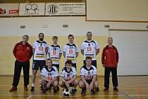 Dynamo bodově konečně zabralo, vyhrálo v Holicích.