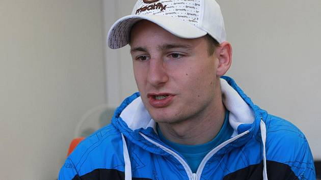 Martin Michek bude hvězdou závodu v Kaplici.