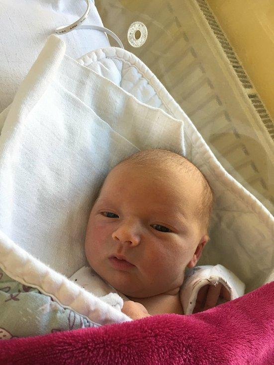 Eva Joštová je maminkou novorozené Nikoly Novotné. Narodila se v táborské nemocnici 7. 4. 2021 ve 4.17 h., vážila 3,72 kg. Doma na ni čekala sestra Karolínka.
