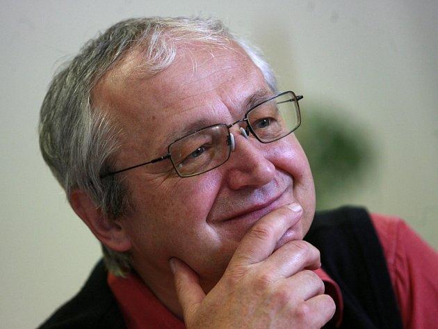 Tomeš Vytiska, radní Jihočeského kraje pro kulturu a školství.