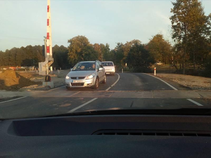 Stavba Jižní tangenty mezi Včelnou a Českými Budějovicemi uzavře cestu mezi obcí a jihočeskou metropolí na přelomu září a října 2021.