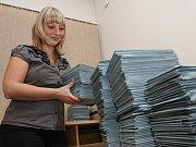 Komunální volby provázela v České Lípě malá účast. K urnám dorazilo jen 28,8 % lidí.