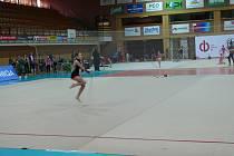 Vrcholem sezony moderních gymnastek bude mistrovství České republiky