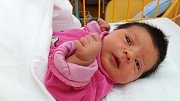 Mariana Neumannová se narodila 6. 3. 2016 ve 12.45 hodin v českobudějovické porodnici. Vážila 3,82 kg a je z Českých Budějovic. Radost z ní mají maminka Zita, tatínek Filip a bratříček Saša.