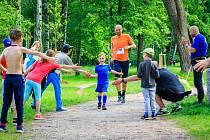 V Budějovicích se konal druhý ročník charitativního běhu.