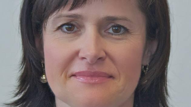 Poslankyně Radka Maxová (ANO 2011)