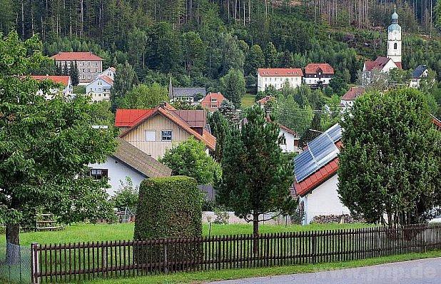 Bavorská Železná Ruda.