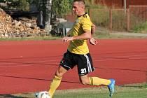 Peter Grajciar v J. Hradci debutoval v dresu Dynama.