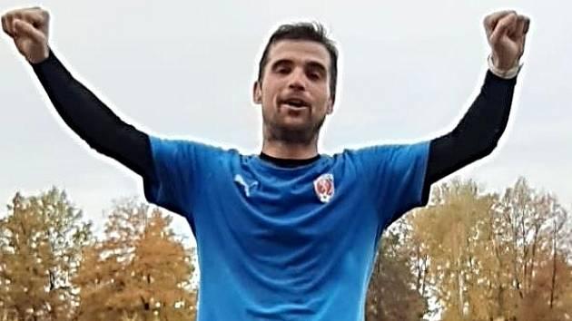 Radim Pouzar zaběhl první maraton v životě