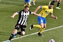Marko Alvir (na snímku z utkání s Teplicemi) věří, že Dynamo v pátek s Baníkem uspěje.