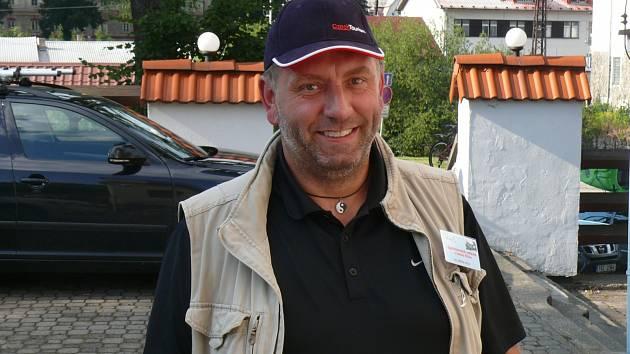 Jan Špilar,  ředitel odboru Finance a facility management společnosti Czech Tourism