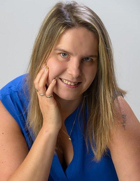 L. Váchová, redaktorka Deníku