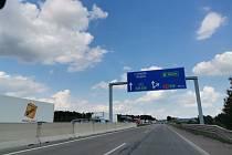 Uzavírka poloviny mostu na křižovatce ulic Generála Píky a Nádražní ve čtvrtek končí.