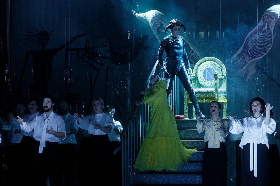 Opera Nabucco má premiéru 1. února v 19 h v DK Metropol.