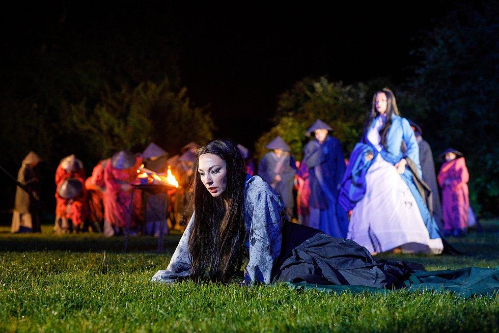Opera Turandot má v Jihočeském divadle i na točně premiéruFoto: Petr Zikmund
