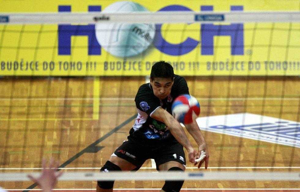 Venezuelan Andy Rojas