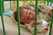 Matouš Jindra, Radostice, 8. 7. 2008 v 10.10 h, 3,75 kg