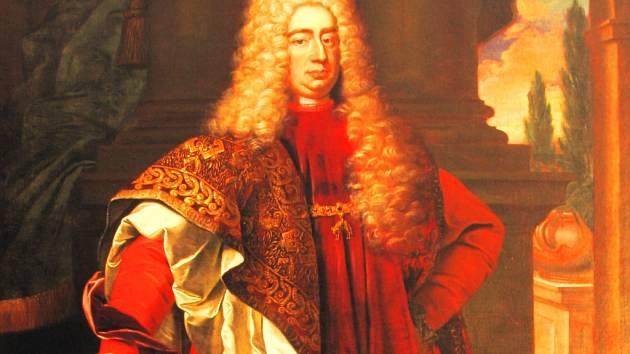 Nešťastnou obětí honu v Brandýse nad Labem se stal kníže Adam František  ze Schwarzenbergu.