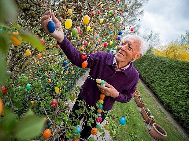Důchodce a jeho 1100 vajíček.