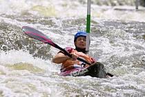 Český pohár ve vodním slalomu v Českém Vrbném