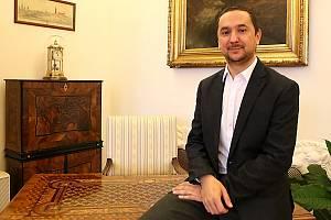 Někdejší primátor Českých Budějovic Juraj Thoma.